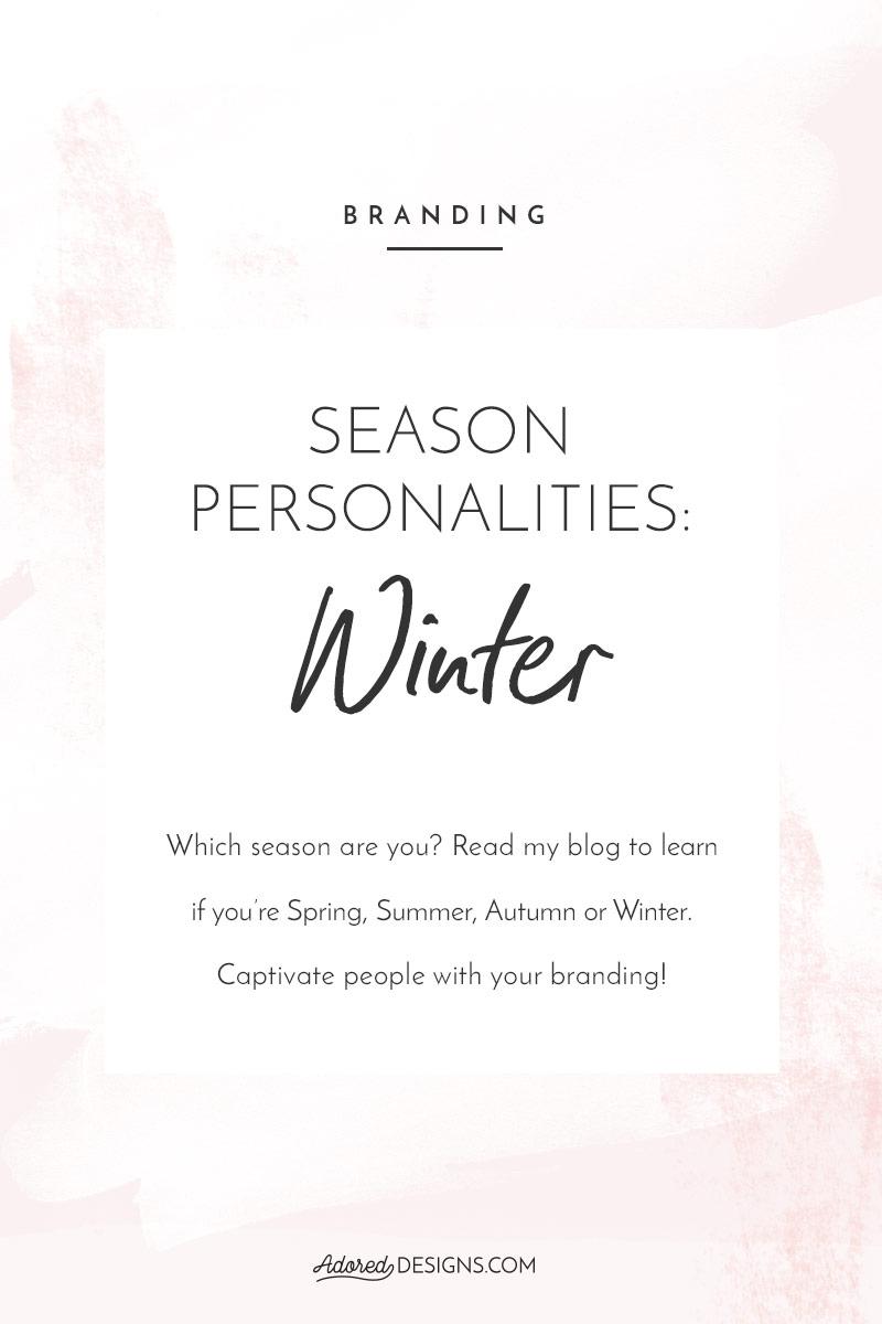 Summer Season Personality