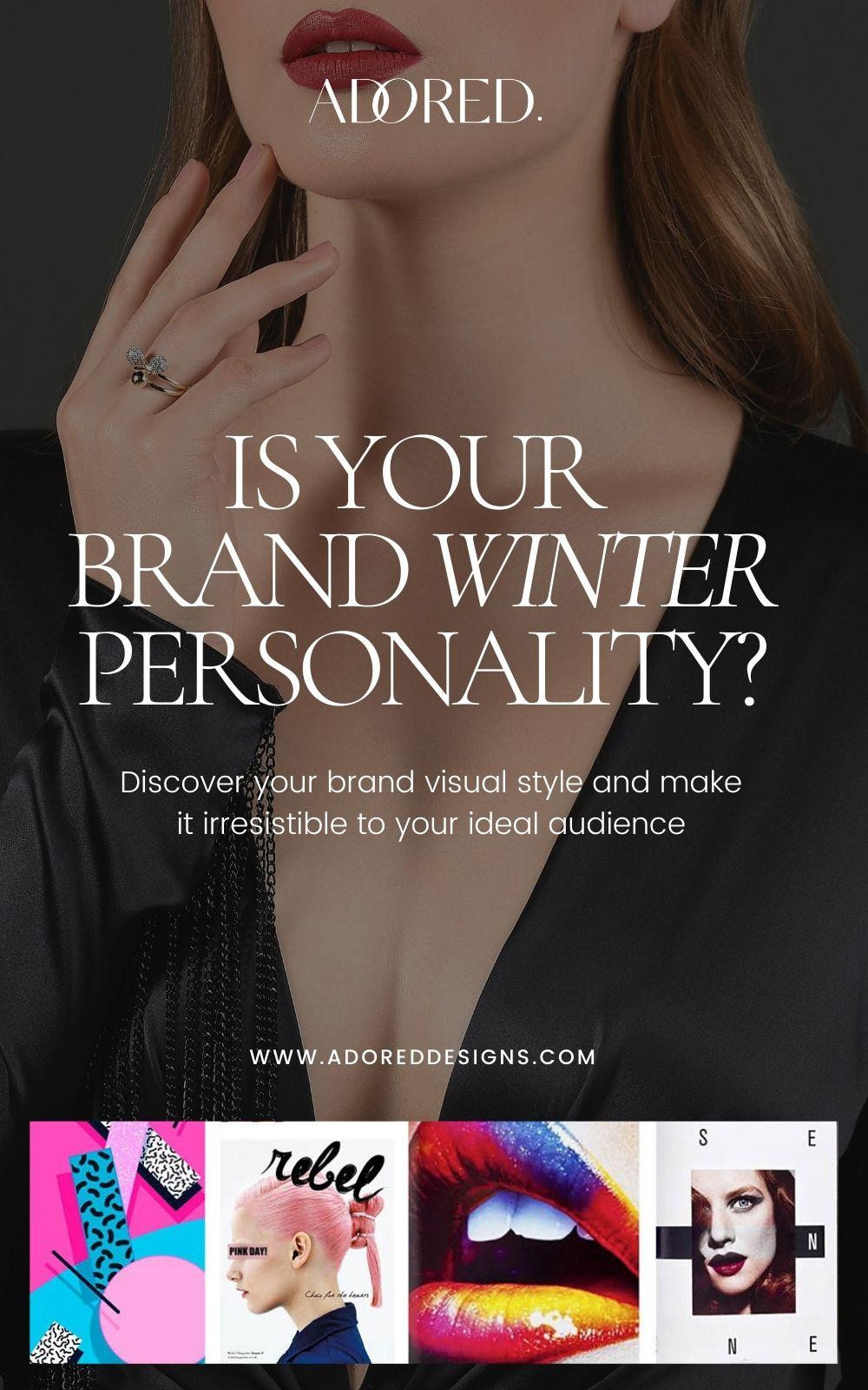 Winter Brand Personality