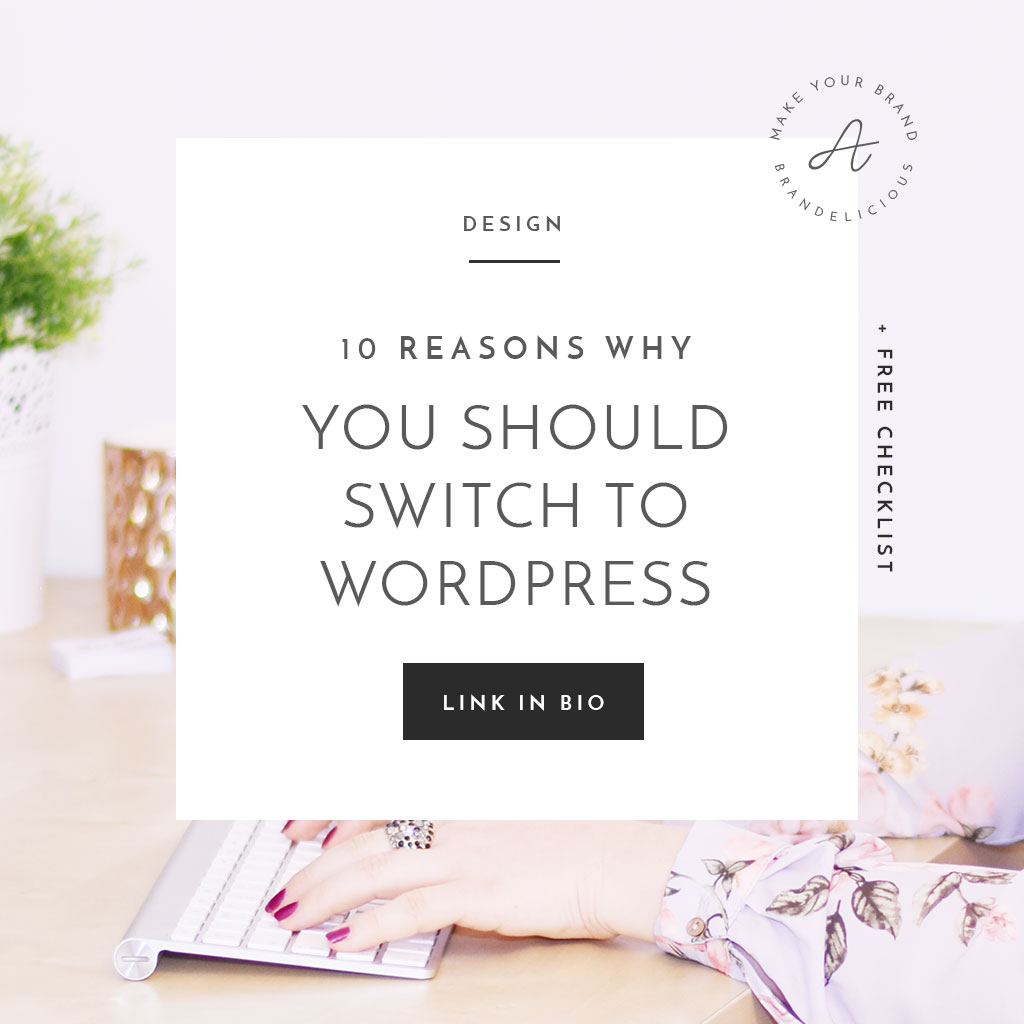 10 reasons why you should switch to WordPress