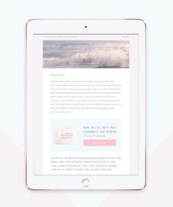 newsletter-design