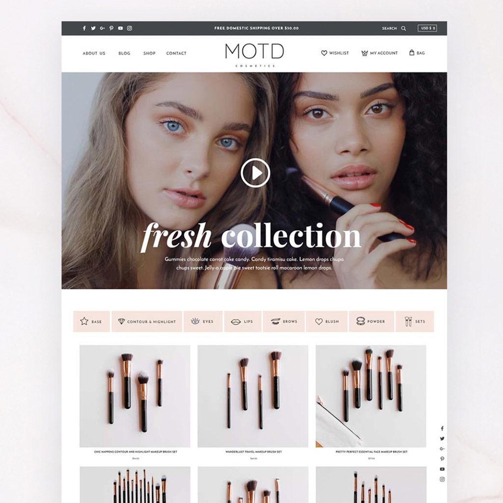 3 signs your online shop needs a re-design