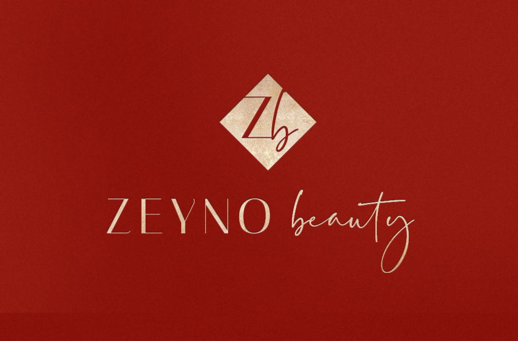 Branding for a makeup artist Zeyno Erkin