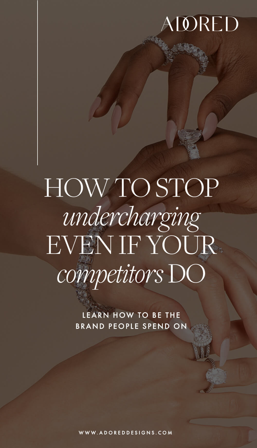 How to stop overcharging even if your competitors do!