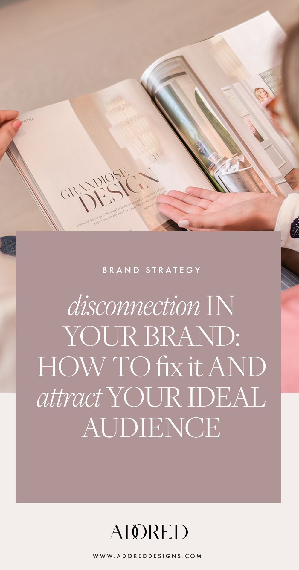 Disconnection in your brand: how to fix it