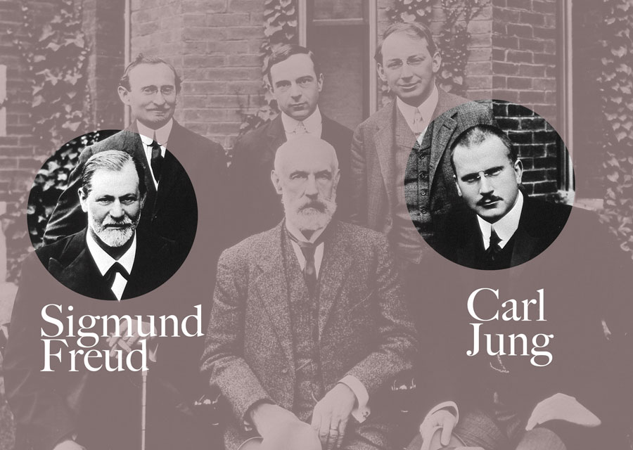 Freud and Carl Jung - Brand Archetypes, Connect with your customers on emotional level and influence their intuition