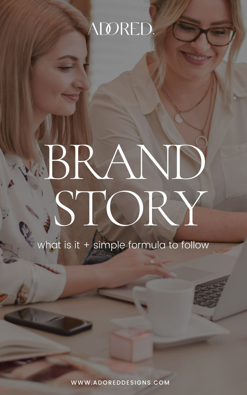 Brand Story - what is it and simple formula to follow