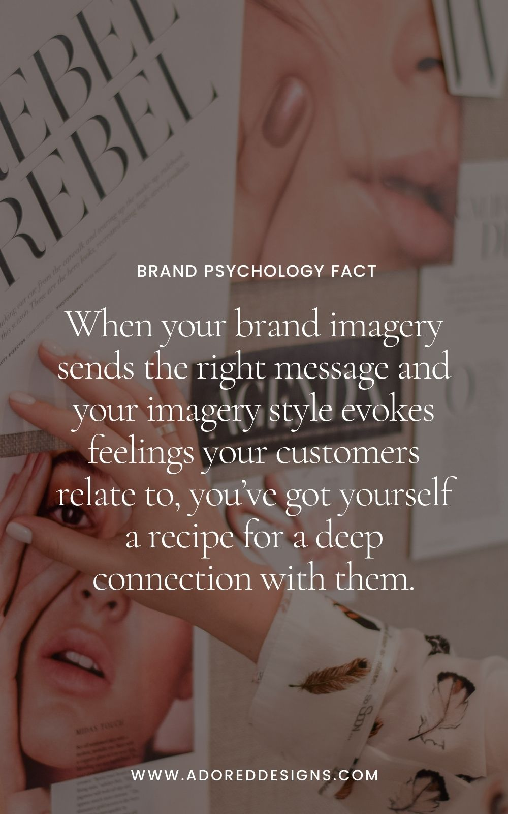 Choose the right brand photography style with psychology in mind